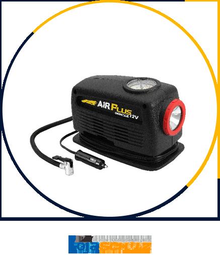 Compressor de Ar Plus 12V