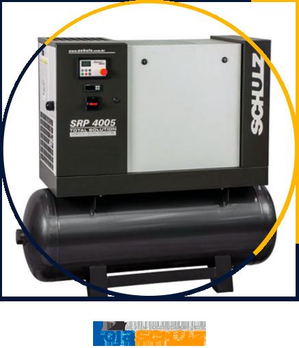 Compressor Industrial SRP 4000