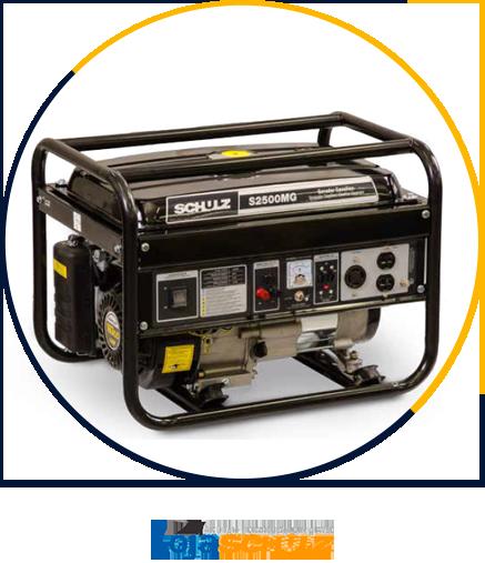 Gerador de Energia S2500 MG