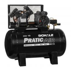 Compressor de Ar Pratic Air CSV 10/100